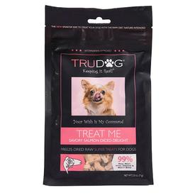TruDog salmon dog treats