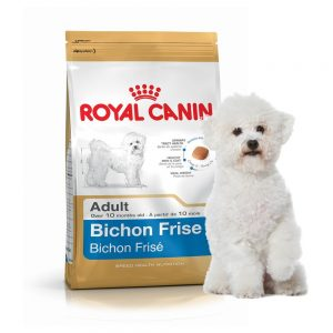 Healthy dog diet made just for Bichon Frises.
