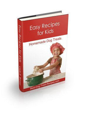 Easy Recipes for Kids Cookbook